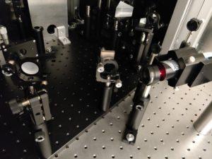 Delay Calibration - HeNe Laser