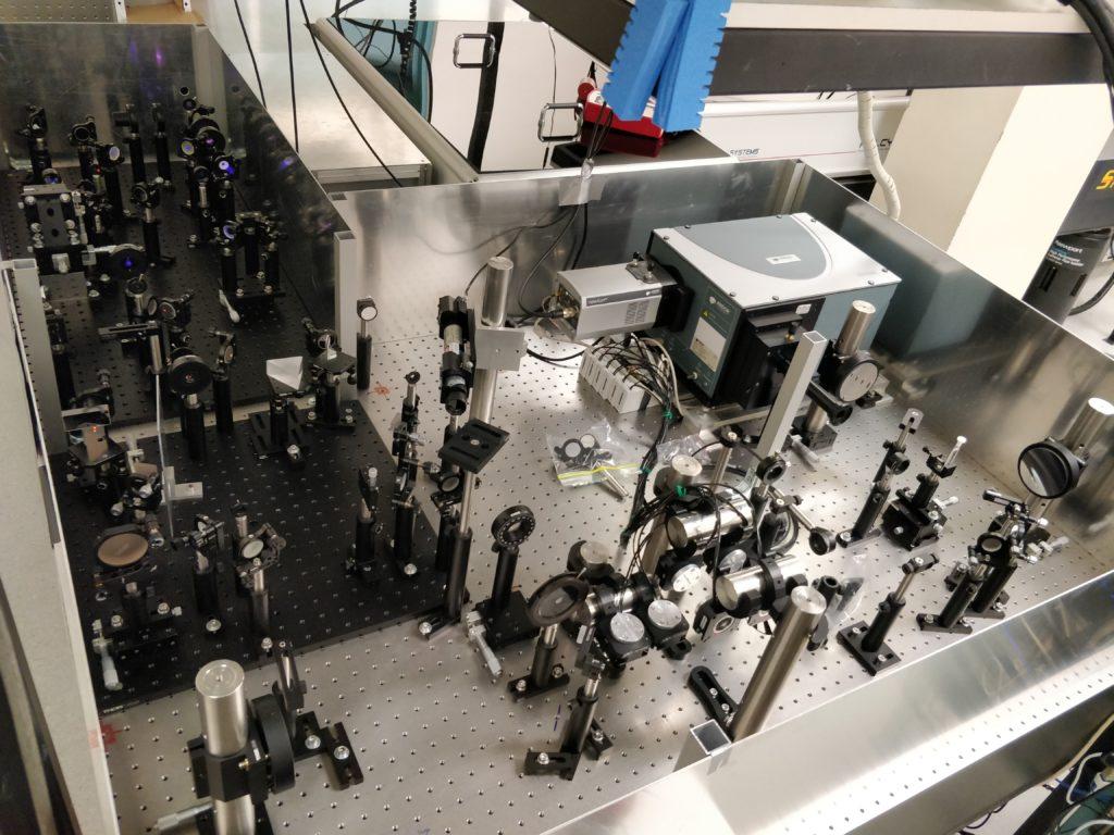 Spectrometer overview